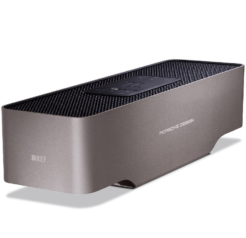 KEF Porsche Design GRAVITY ONE Bluetooth Speaker