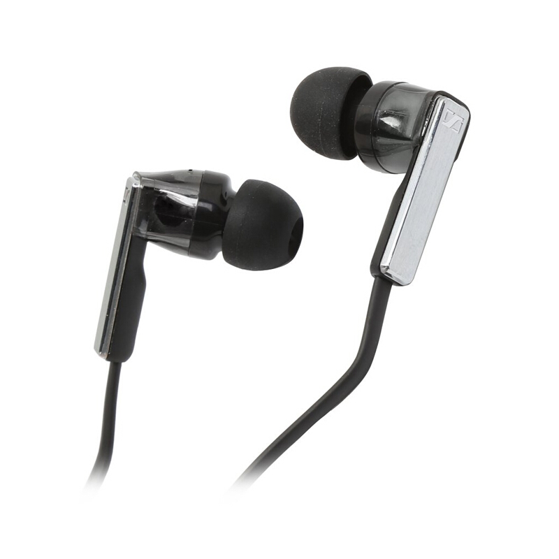 SENNHEISER CX 5.00i In Ear Earphones - Hitam