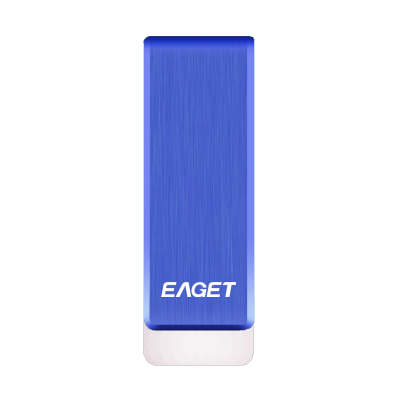 EAGET F50 USB 3.0 Flash Drive 32GB High Speed Memory Stick Waterproof Pendrive Blue Metal