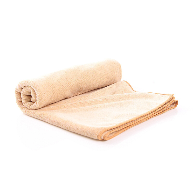 QUICKDRY Travel Towel  - Cream / ukuran 50 x 100 cm