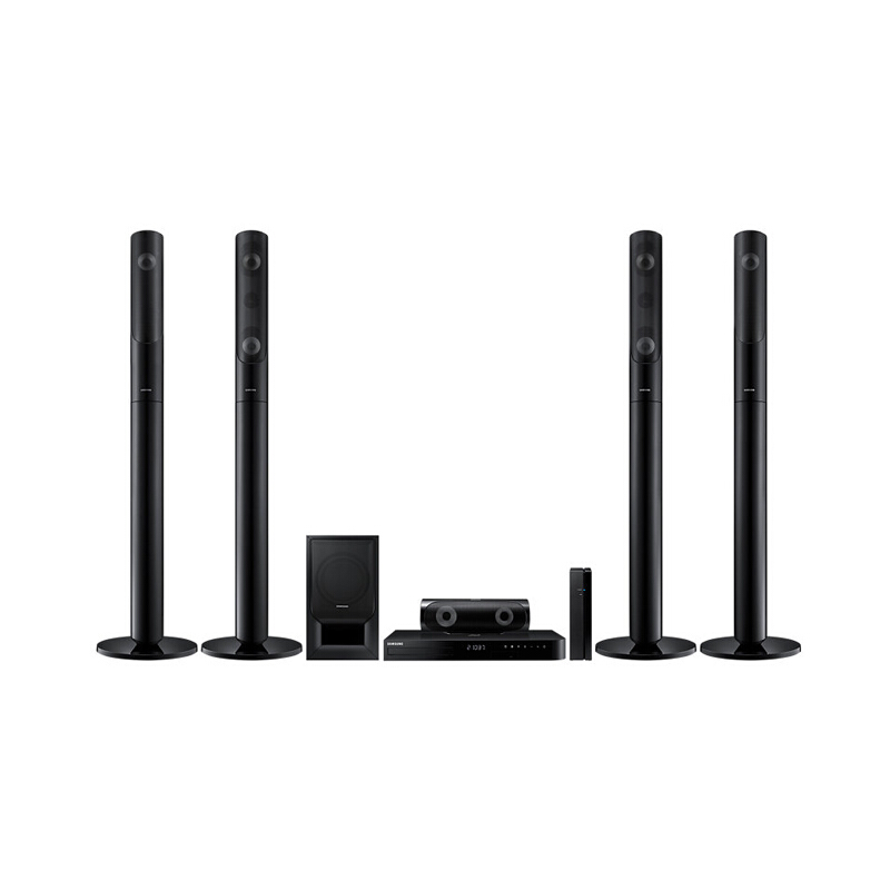 SAMSUNG Home Theater System - HT J5550WK