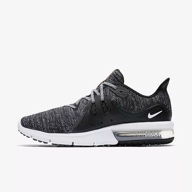 Jual NIKE AIR MAX SEQUENT 3[921694 011] Black 39 Outlet