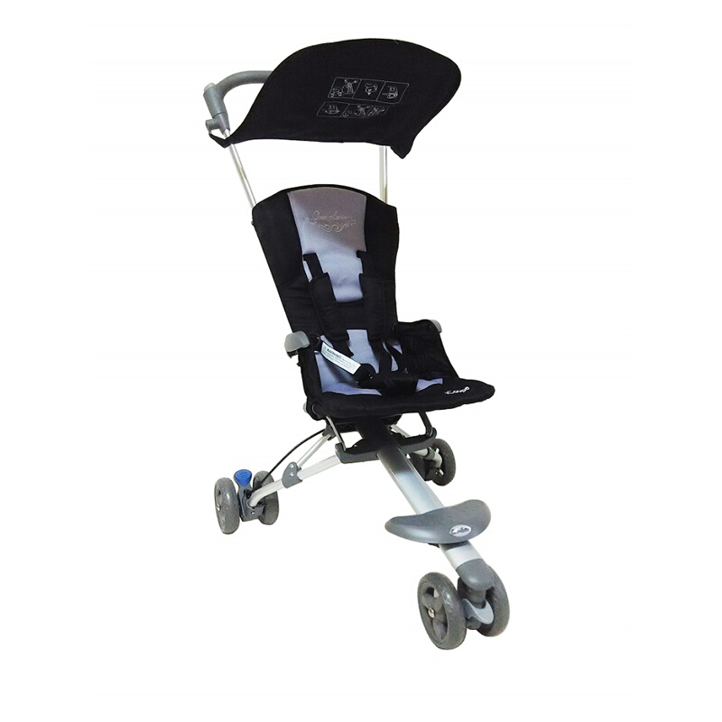 jual cocolatte stroller icoupe cl 887 blue dreamy baby