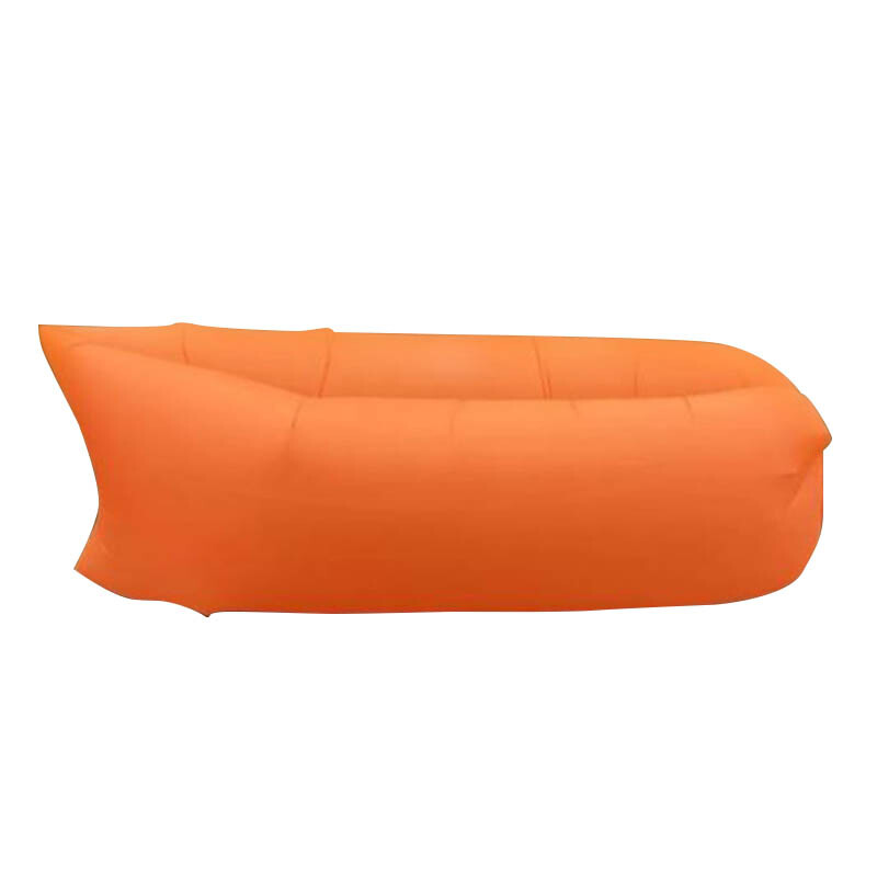 BRIZIO Air Bed Bag Sofa - Orange