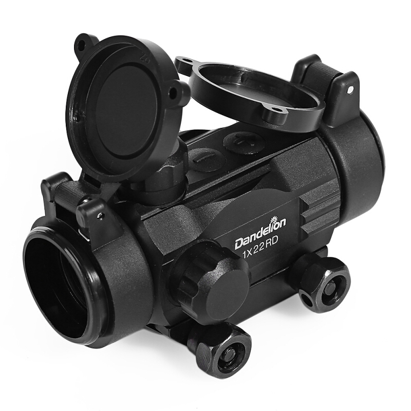 Dandelion Tactical 1 x 22 Red Dot Illuminated Sight
