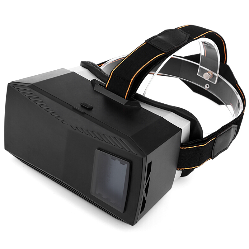 3D Movie Game 90 Degree Bluetooth V4.0 Glasses VR Headset for 4.7 - 5.5 inch Phone with Remote Controller