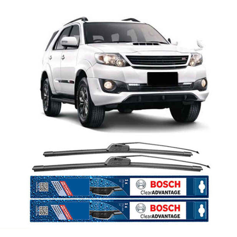 BOSCH Wiper Clear Advantage Fortuner 21 & 19 Inch