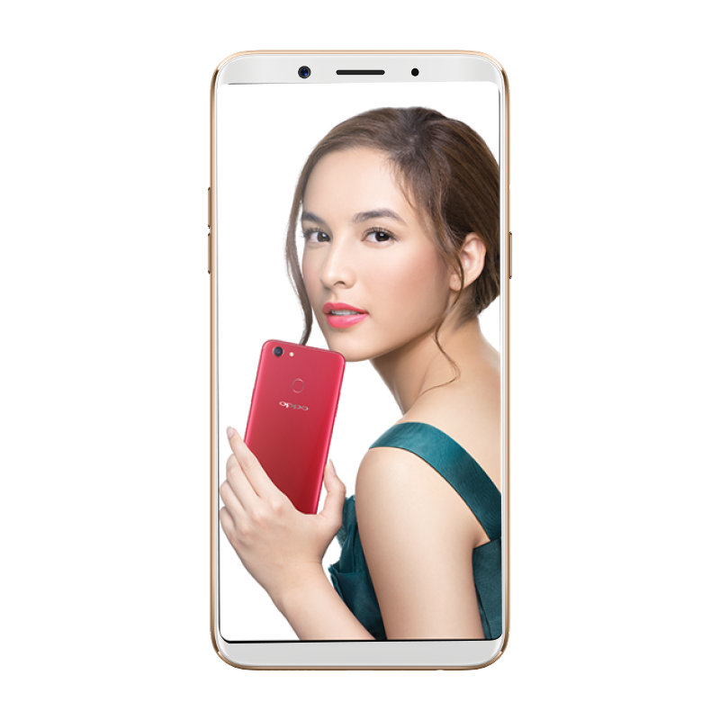 OPPO F5 Youth - Gold