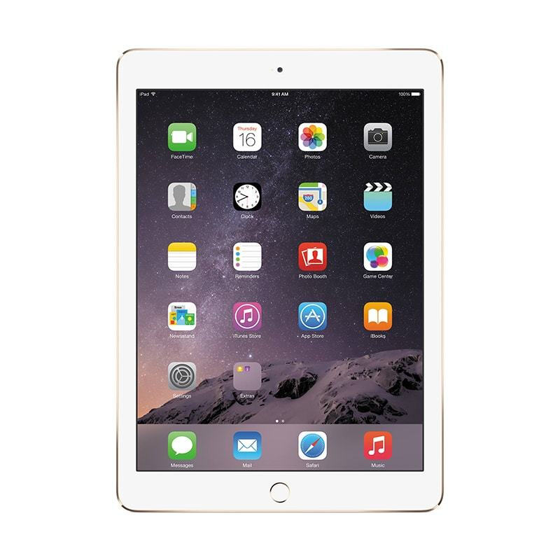 APPLE iPad Air 2 WIFI 128GB Gold - Official Edition