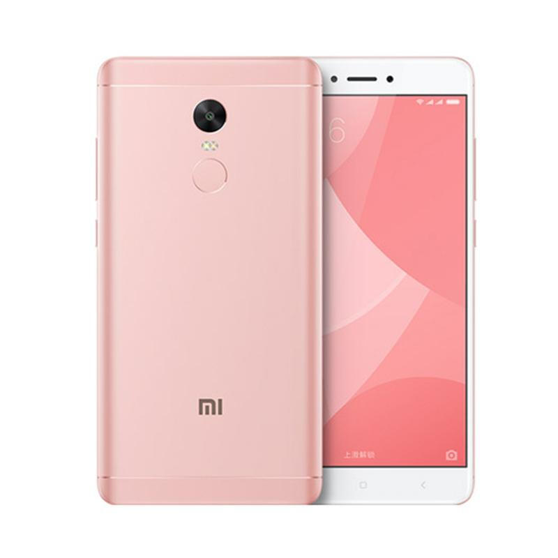 XIAOMI Redmi Note 4X [3/16GB] - Pink