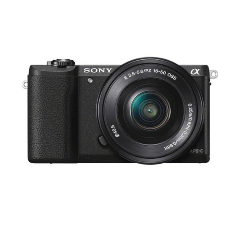 SONY ILCE-5100L Mirrorless - Black