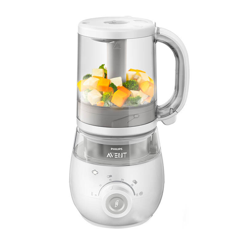 AVENT SCF875/02 4-In-1 Healthy Steam Meal Maker