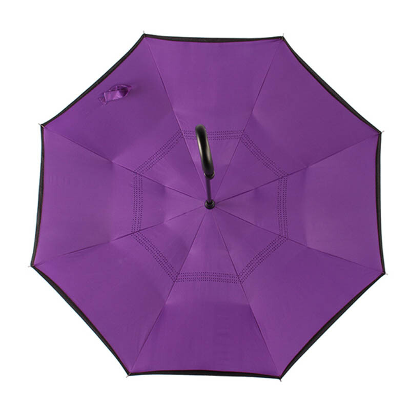 GONIAGA Neo Kazbrella Reverse Umbrella - Purple