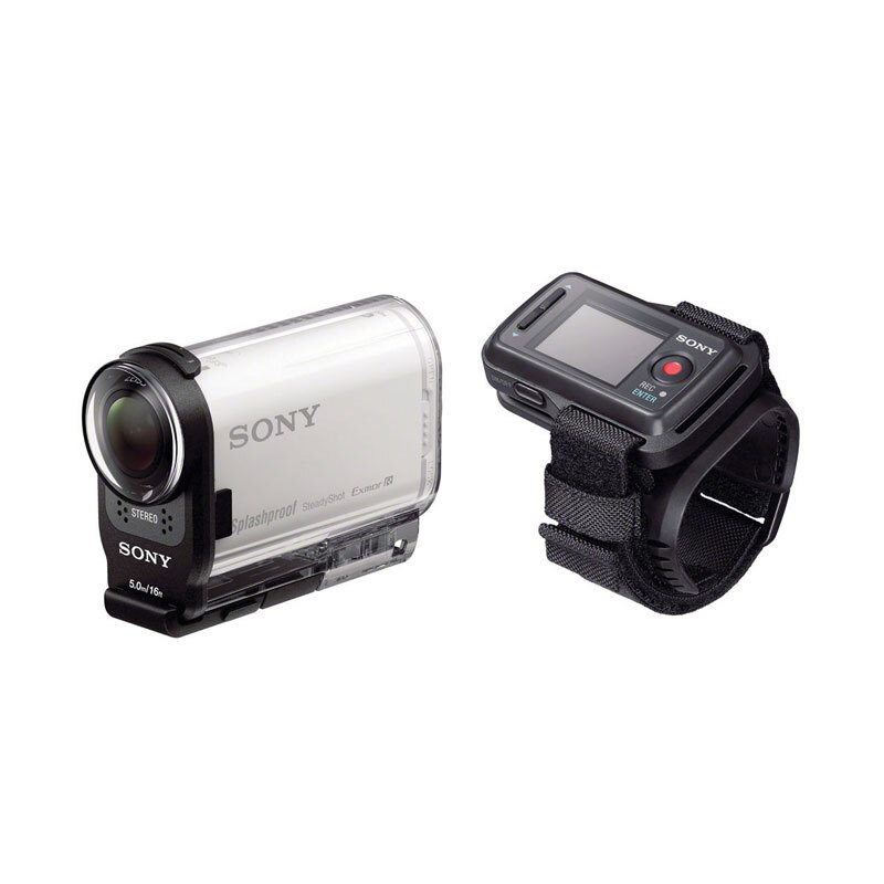 SONY HDR-AS200 White