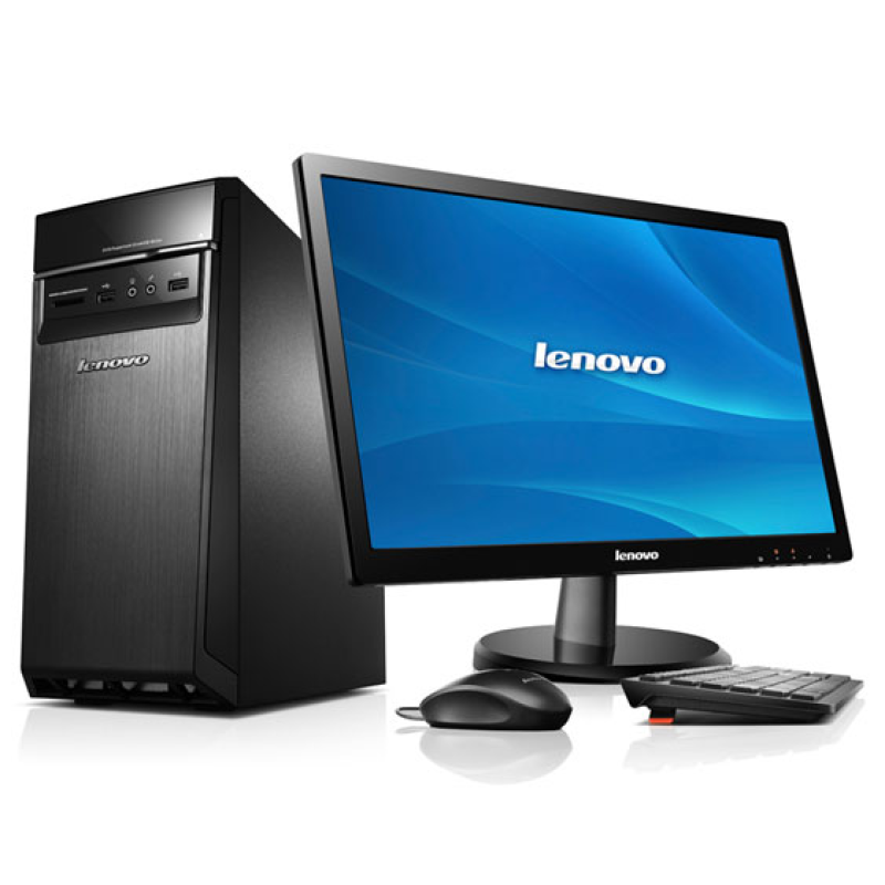 LENOVO Desktop PC IC300-20ISH-AID 21.5