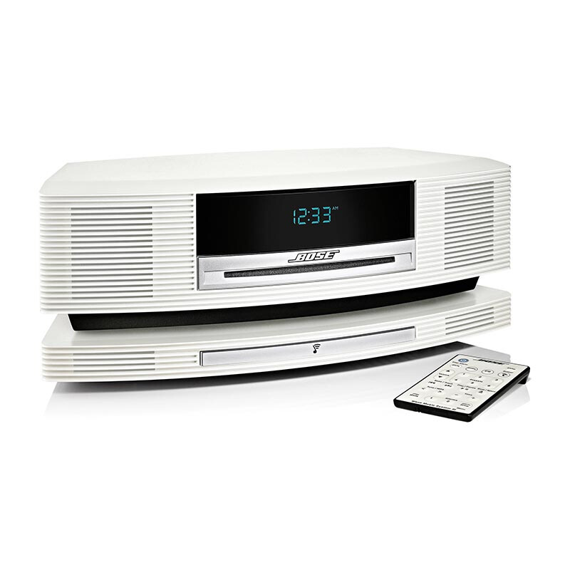bose music system. bose wave soundtouch music system - white bose n