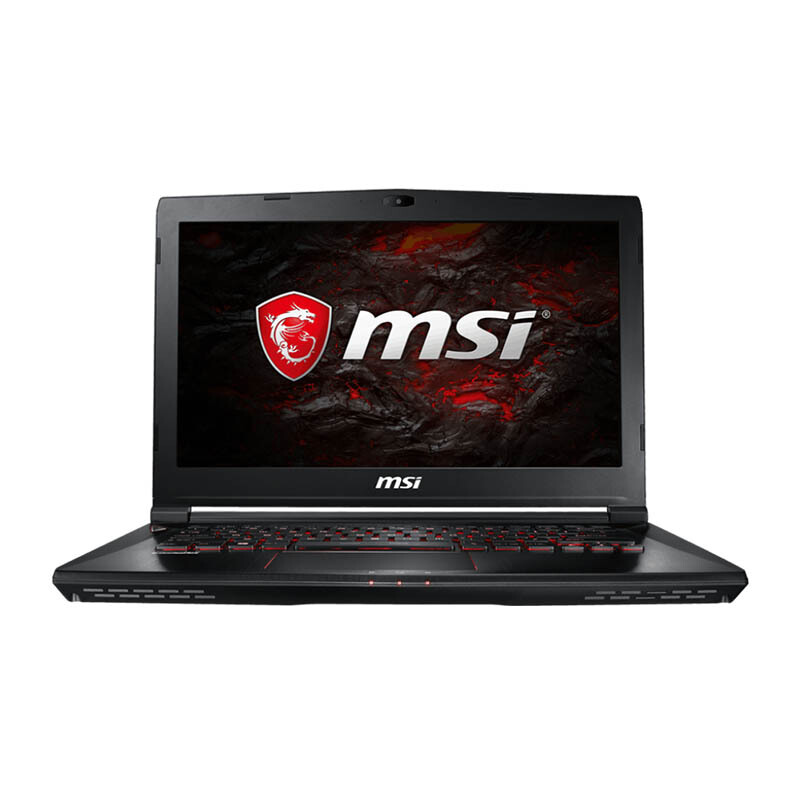 "MSI GS43VR 7RE-099 Phantom Pro 14"" FHD/i7-7700HQ/16GB/256GB SSD + 1TB SATA/Nvidia Geforce GTX1060 6GB/Win10 Home - Black"
