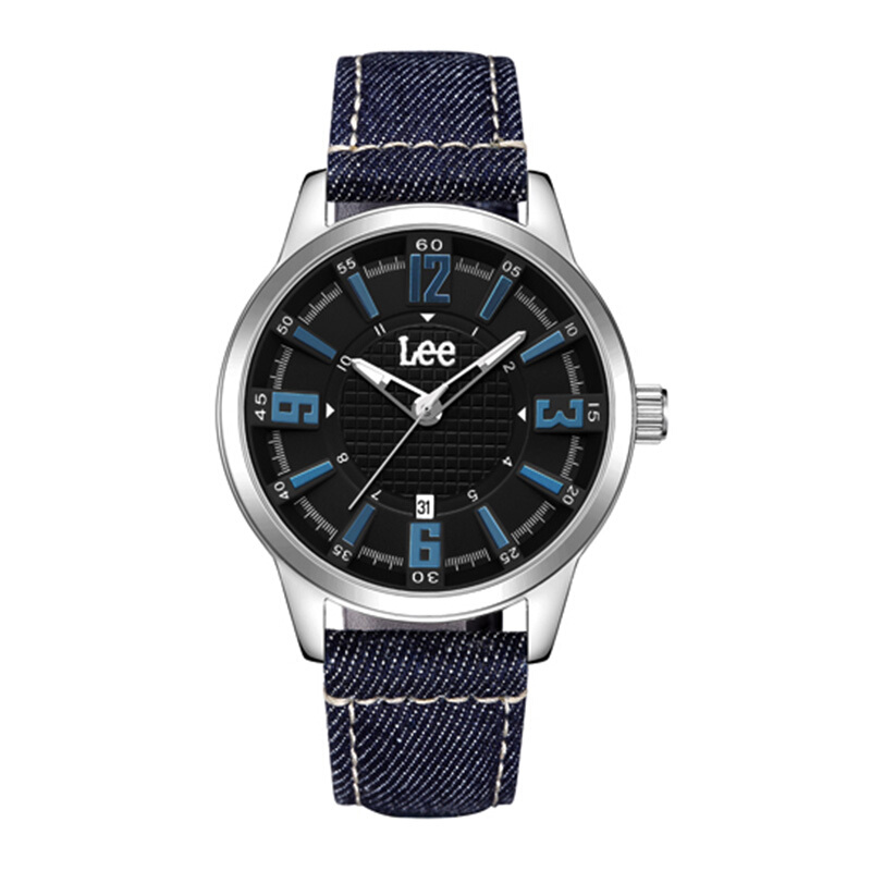 LEE Watch Metropolitan Gents M83 Blue Denim 42MM [M83BSV2-1L]