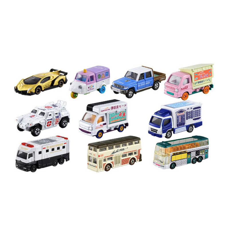 Tomica T. Kuji 21 Town Car Collection 888323 (Blind Box)