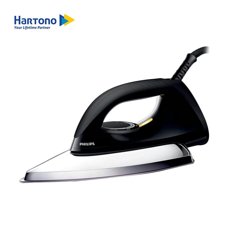 PHILIPS Dry Iron 350Watt / BLACK HD1173/80