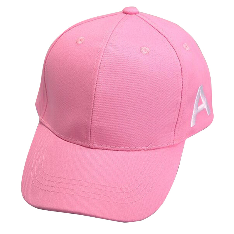 New 2016 Fashion Cotton Brand Star Wears  Caps Letter A Baseball Cap  Hip-hop Hats For Men Women