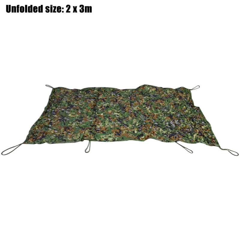 Jual 2m x 3m woodland military hunting camping tent car for Cuisine 3m x 2m