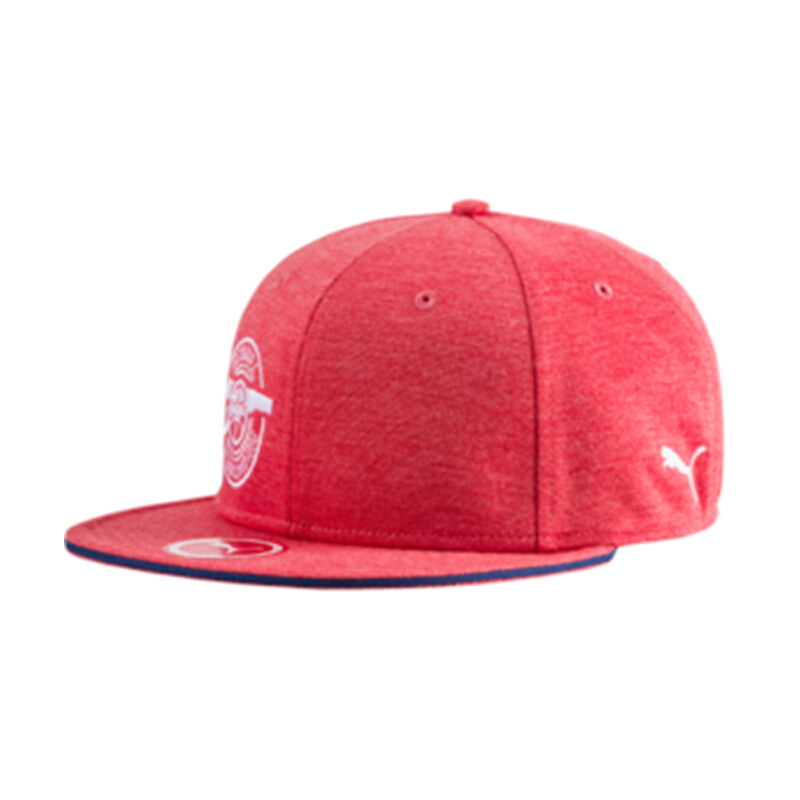 PUMA Arsenal Stretchfit Cap - Red [OS] Cons 02121301