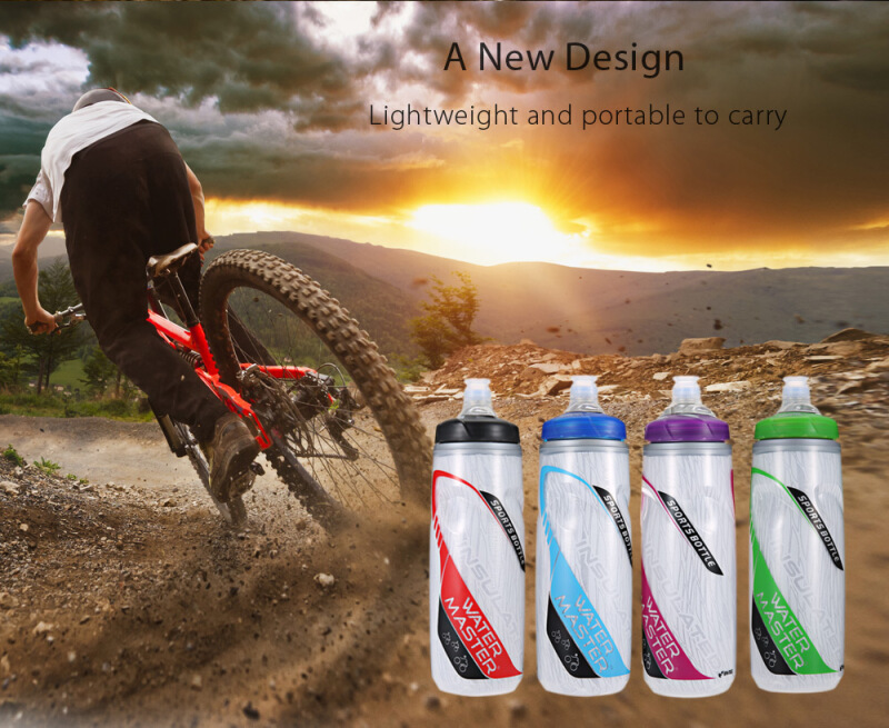 620ML Watermaster Cycling Sports Water Bottle