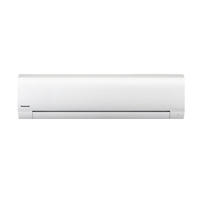 PANASONIC AC Standard - PN18SKP (2 PK) - Putih (Indoor + Outdoor Unit Only)