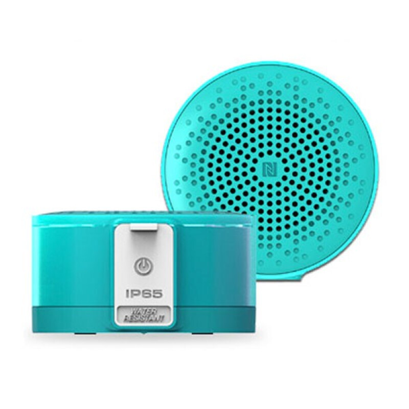 AULUXE Jello X3 Portable Bluetooth Speaker - Biru