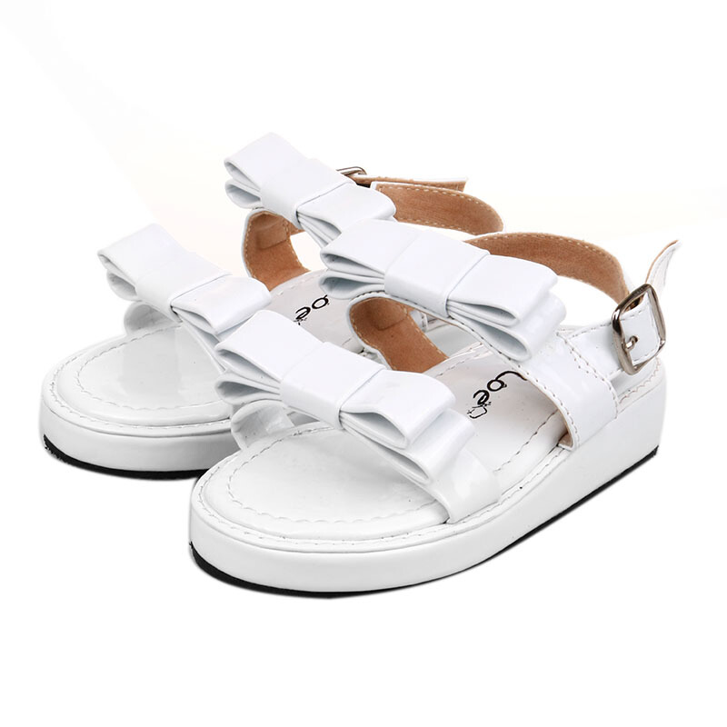 D'LILOE Papillon Bow - White [22]