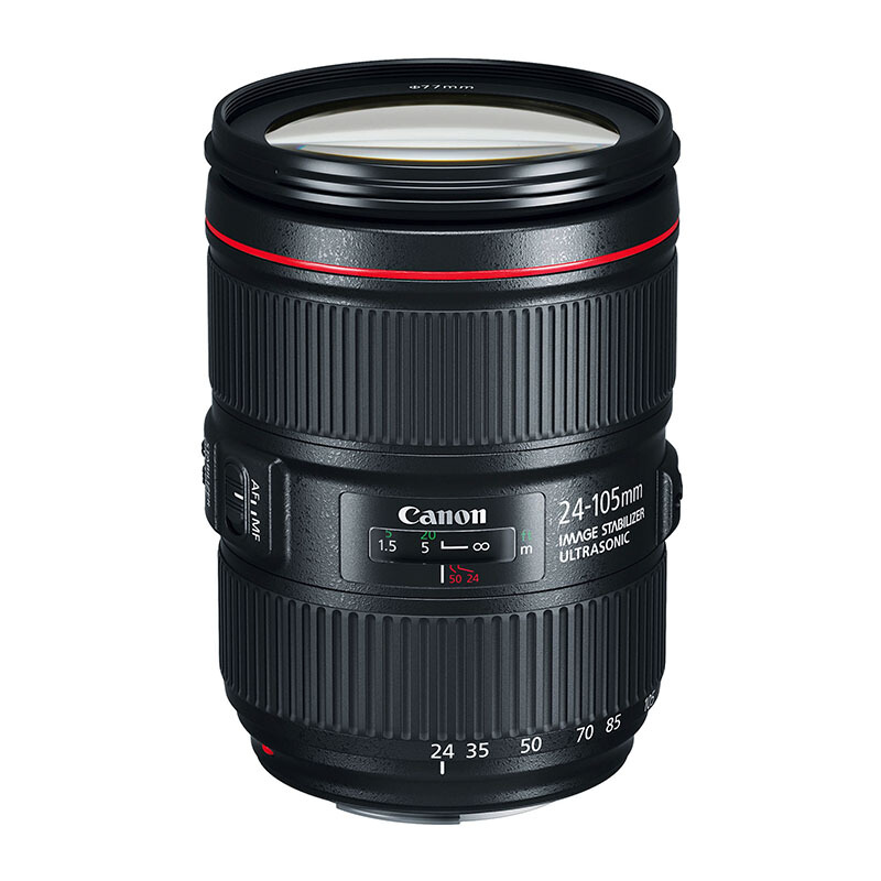 CANON EF 24-105mm f/4 L IS USM Mark II