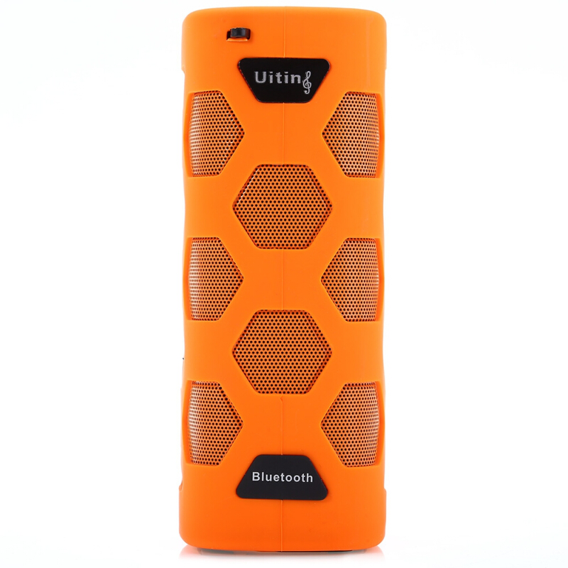 N919 Portable IPX6 Waterproof Bluetooth Stereo Speaker