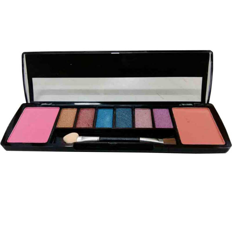 Mukka La Shades Eyeshadow & Blusher 02 ( 6 Color)