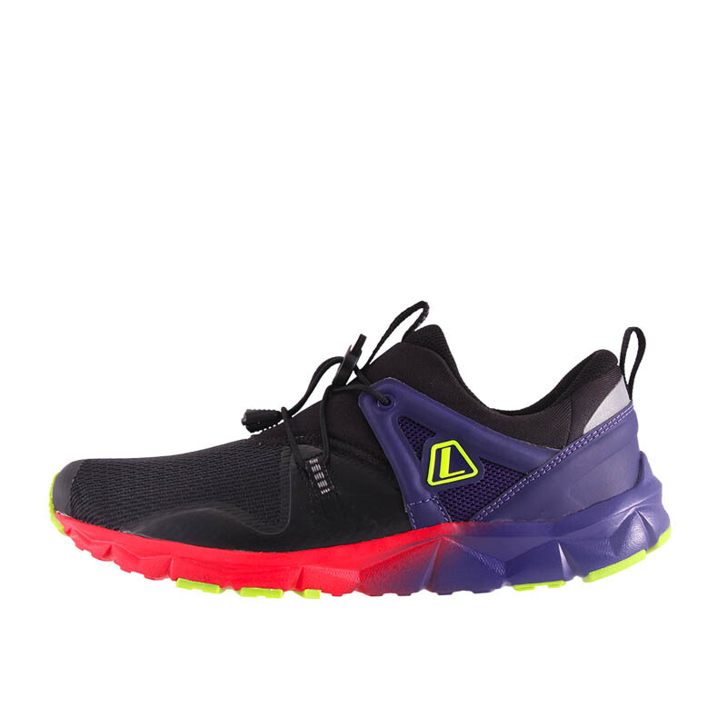 ac0f86d1d13d Jual LEAGUE Poste Run - Black  Navy Blue  Fiery Red  EUR 41  102196096 JD.id