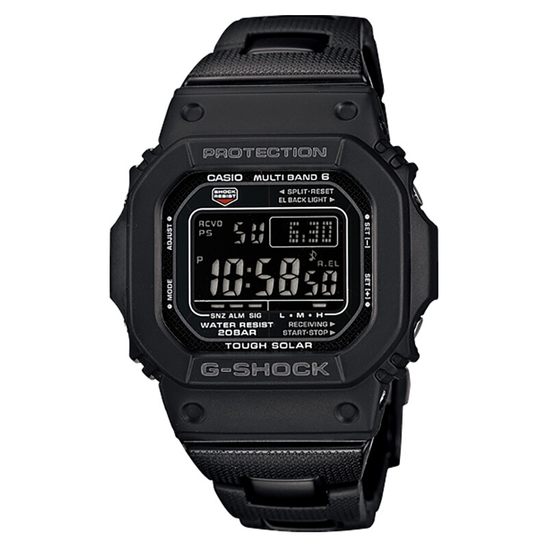 Jual Casio G-Shock GW-M5610BC-1JF Tough Solar Water Resistant 200M Resin  Band (JDM)  GW-M5610BC-1JF  New Watches Store 8b38c496e2