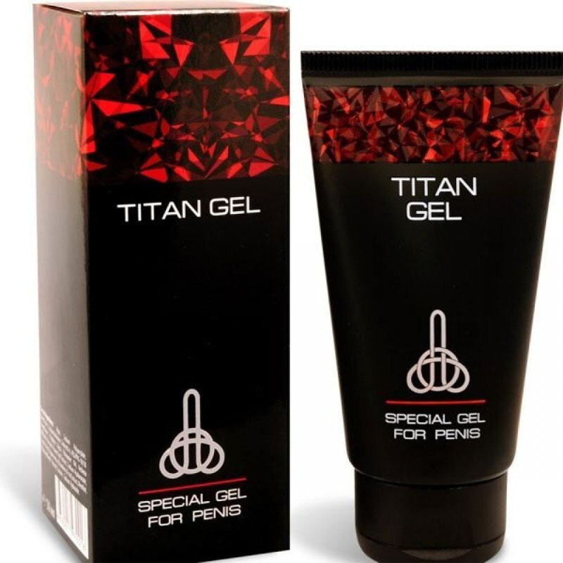 jual cream titan gel original 700 gram anisa farma
