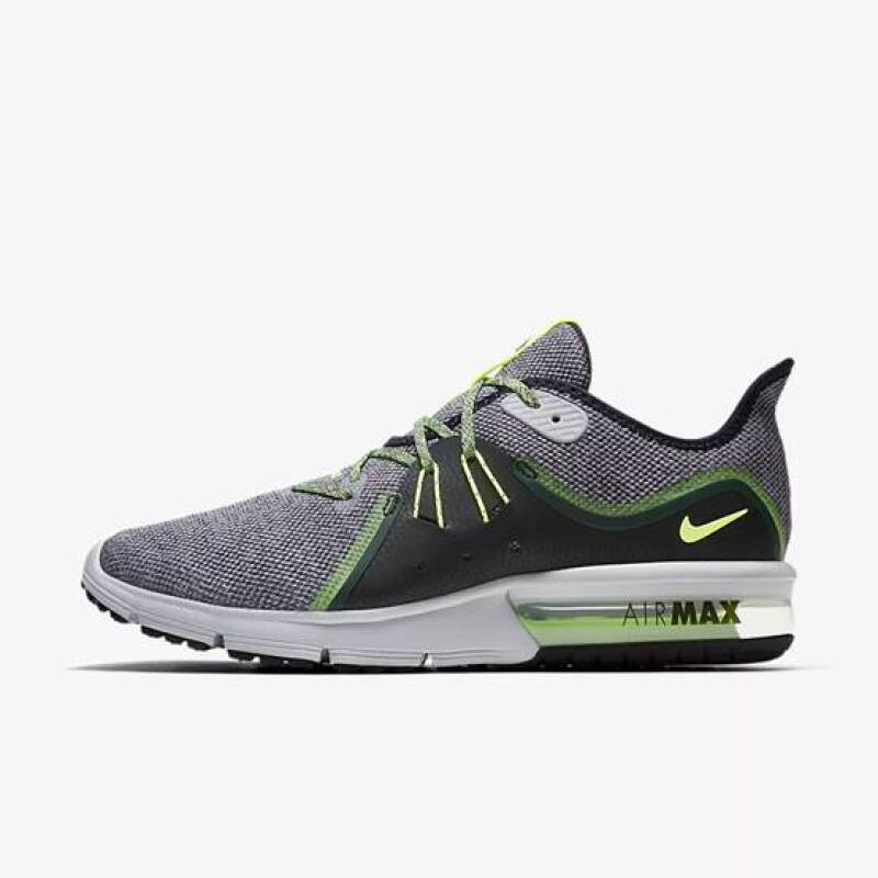 Jual Nike Air Max Sequent 3[921694 007] Grey 41 Outlet
