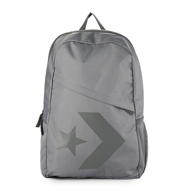 Jual CONVERSE Speed Backpack (Star Chevron) - Cool Grey Thunder  One ... 2d348de295