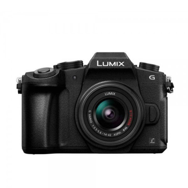 Panasonic Lumix DMC-G85K Kit 14-42mm Black