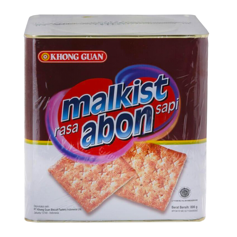 Top Ekonomi Assorted Biscuit 1150g; Page - 3. KHONG GUAN Malkist .