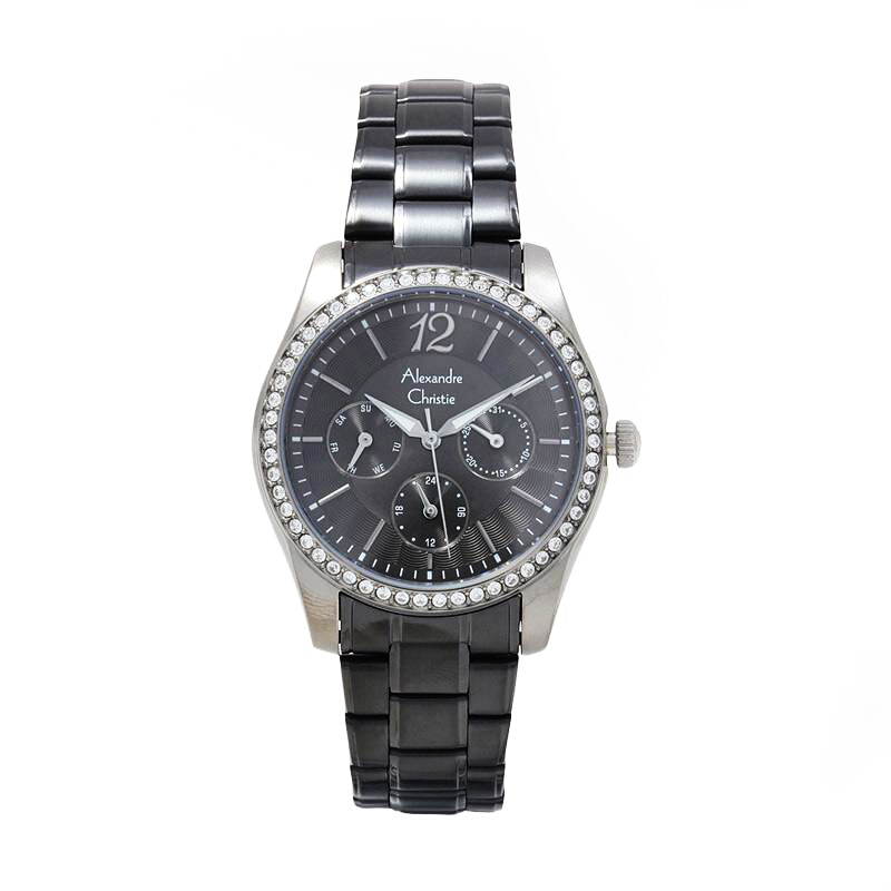 Alexandre Christie AC 2645 Grey Black BFBEPBA