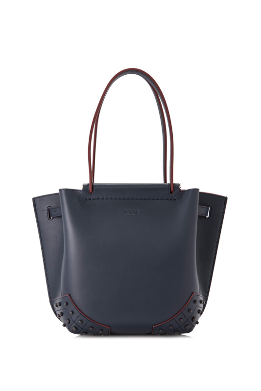 Tod's Mini Wave Shopping Bag
