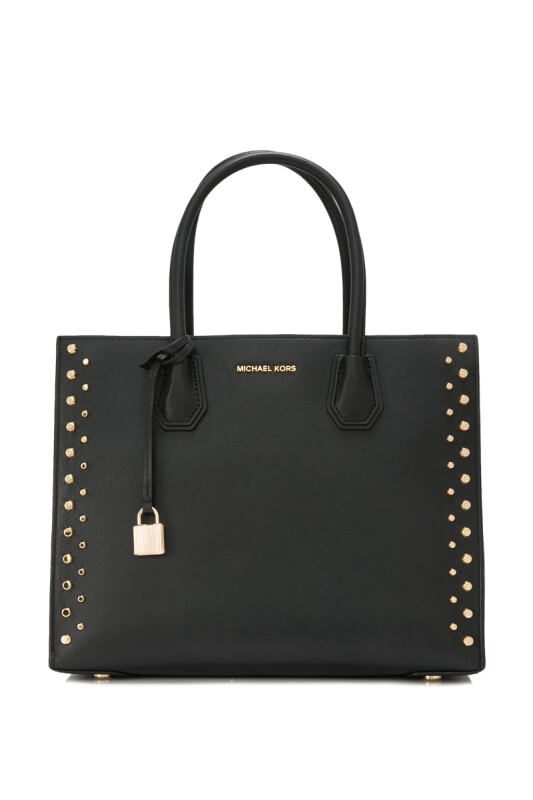 MICHAEL Michael Kors Stud And Grommet Large Convertible Tote
