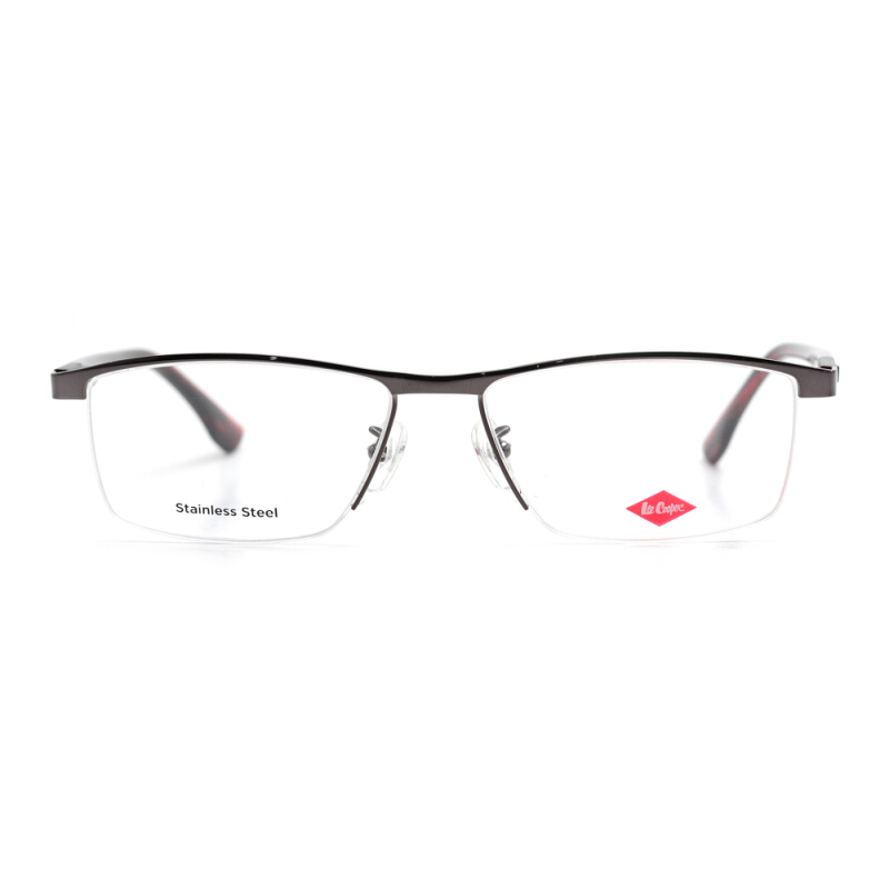 Jual LEE COOPER Kacamata Minus+Lensa ANTI RADIASI PC  UV++420-7081 M S MAROON Optik JOY c6de3d1845
