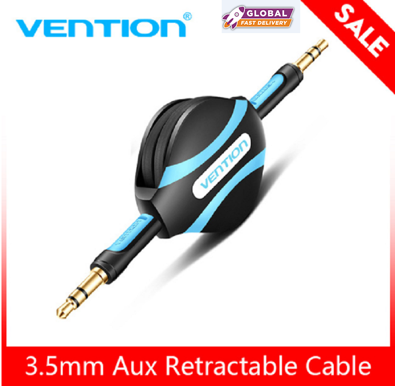 Male Stereo Audio AUX Cable for iPhone iPod MP3 Samsung 3.3Ft Color 3.5mm Male