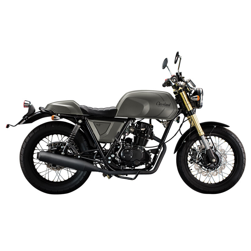 ... Jual Cleveland Cyclewerks Misfit VIN 2018 Off The Road Grey Cleveland Cyclewerks