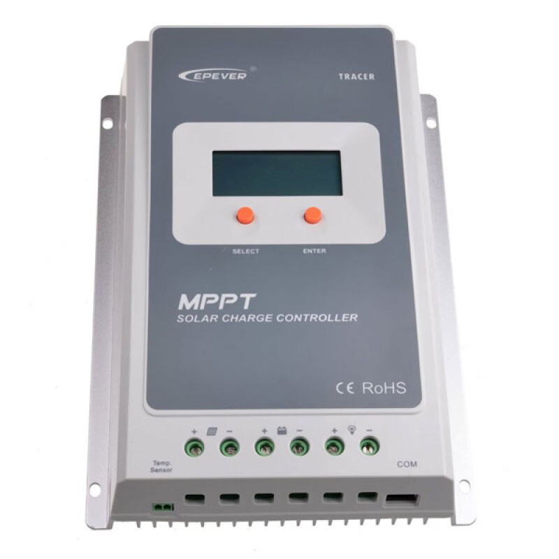 EPEVER Tracer AN 10A 20A 30A 40A MPPT  Solar Charge Controller OR MT50 OR Wifi