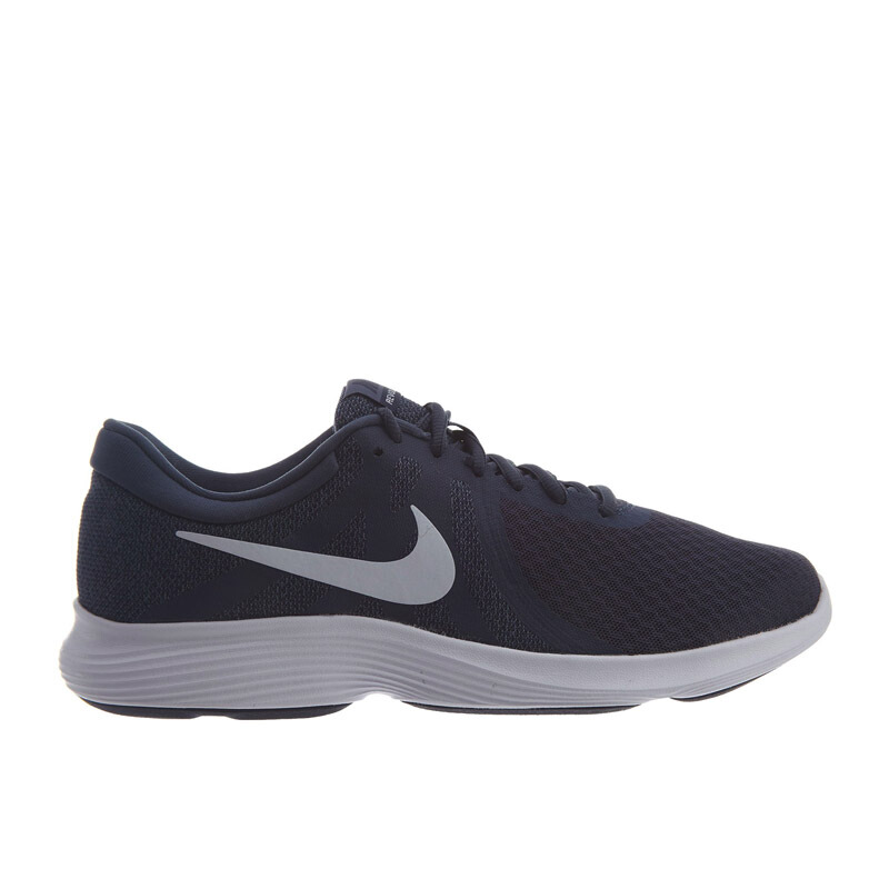 6d5059053621 Jual NIKE Men s Nike Revolution 4 Running Shoe - Thunder Blue Football Grey-Obsidian   US 9.5  908988-402 JD.id