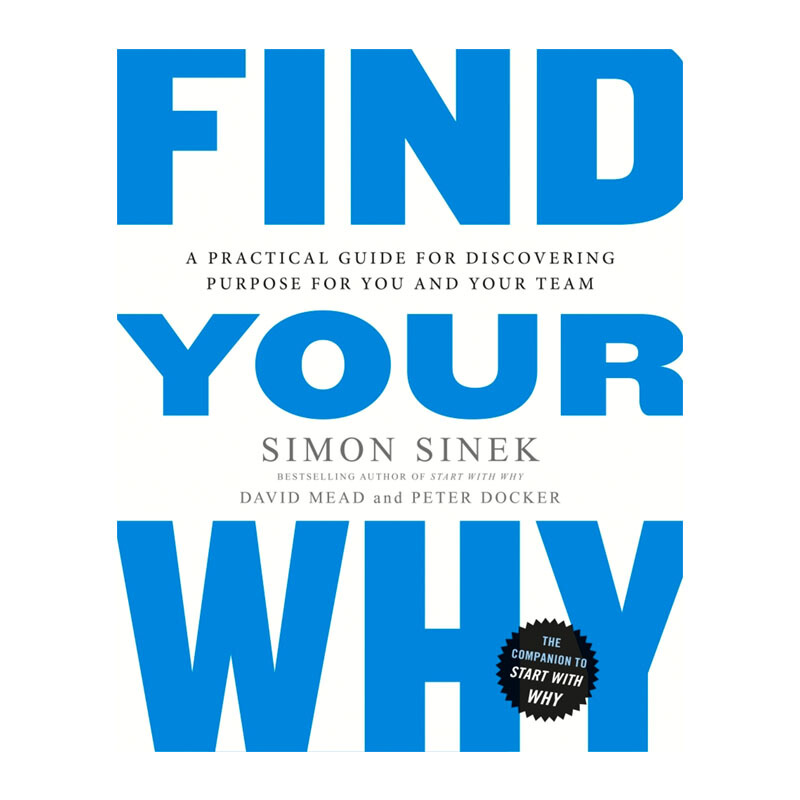 Find Your Why, Penulis: Simon Sinek | JD.id